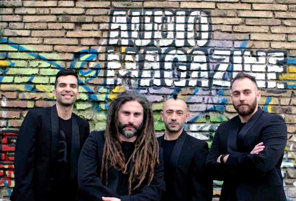 Audio Magazine: Andrea Cardillo, Francesco Carusi, Kicco Careddu, Vittorio Longobardi