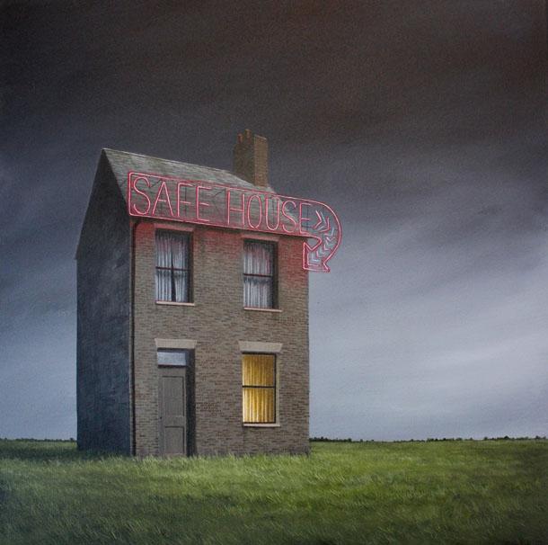 Safe House, 2017 © Lee Madgwick